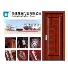 Porte en bois intérieure en acier (LTG-119)