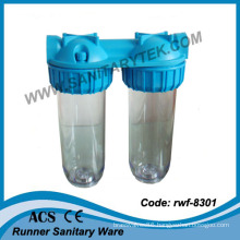Two Stage Water Filter Housing (RWF-8301)
