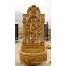 Stone Marble Wall Fountain for Garden Water Fountain (SY-W159)