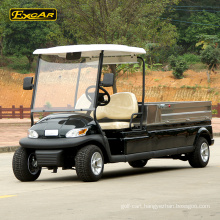 48V 3.7KW 2 Seat electric utility vehicles electric golf cart hotel buggy Car