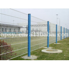 Industrial Wire Mesh Fence