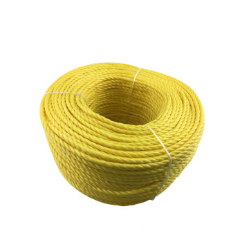 3ストランドPolyproplene Rope Tiger Rope