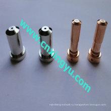 Электрод плазменной насадки