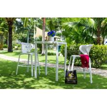 Best selling Wicker Rattan Bar set for Outdoor Garden