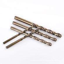 Brocas helicoidales Vástago de aleación de cobre y más suave