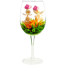 Jin Zhan Mei Gui Ringelblume Blumentee Blühender Tee Mit Rose Tee