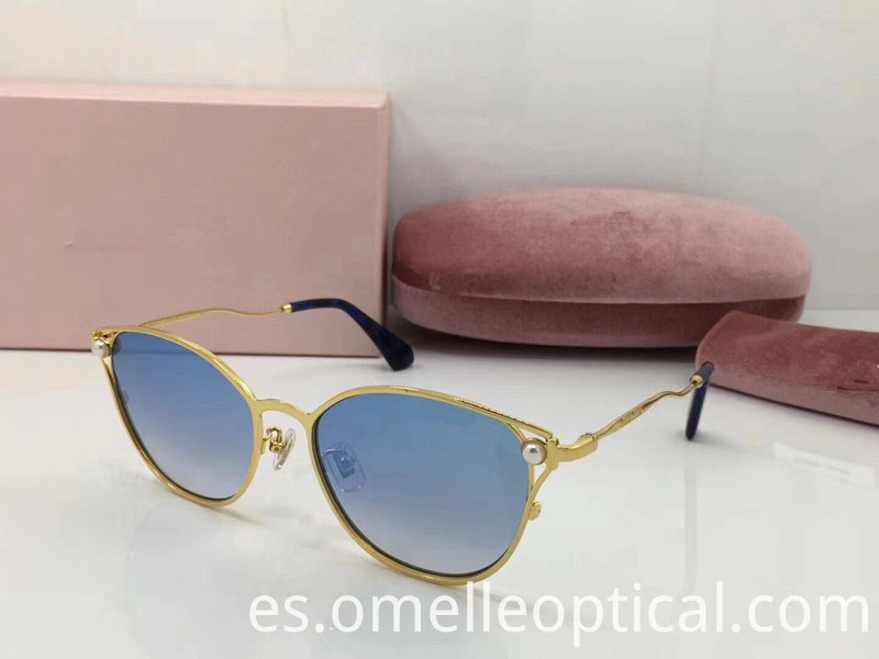 Stainless Steel Sunglasses