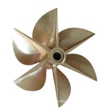 marine bronze propeller solas boat propeller