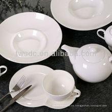 Porcelana de restaurante Tailandia para importador de hotel