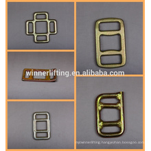 low price high quality welded 3-way buckle