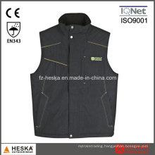 OEM Workwear Men Bodywarmer TPU Vest