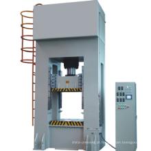 Prensa hidráulica multifuncional de precisão 200T H