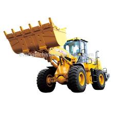 Cargador frontal de la maquinaria de construcción LW400KN cargador frontal de 4 toneladas