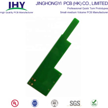 Multilayer Rigid-flex HDI PCB 8 Layer For Digital Video Recorder Green Solder Mask