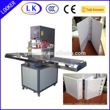 PVC file folder high frequency plastic welding machine