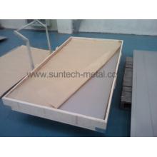 O titânio puro ASTM B265/Asme Sb265 placa - quente rolou (T001)