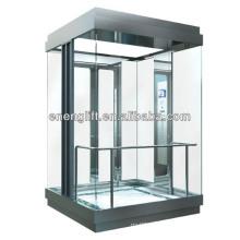Ascenseur panoramique sécurisé et peu coûteux