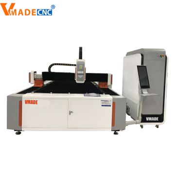 VLF1530 CNC Laser Cutter 500w Metal Sheet