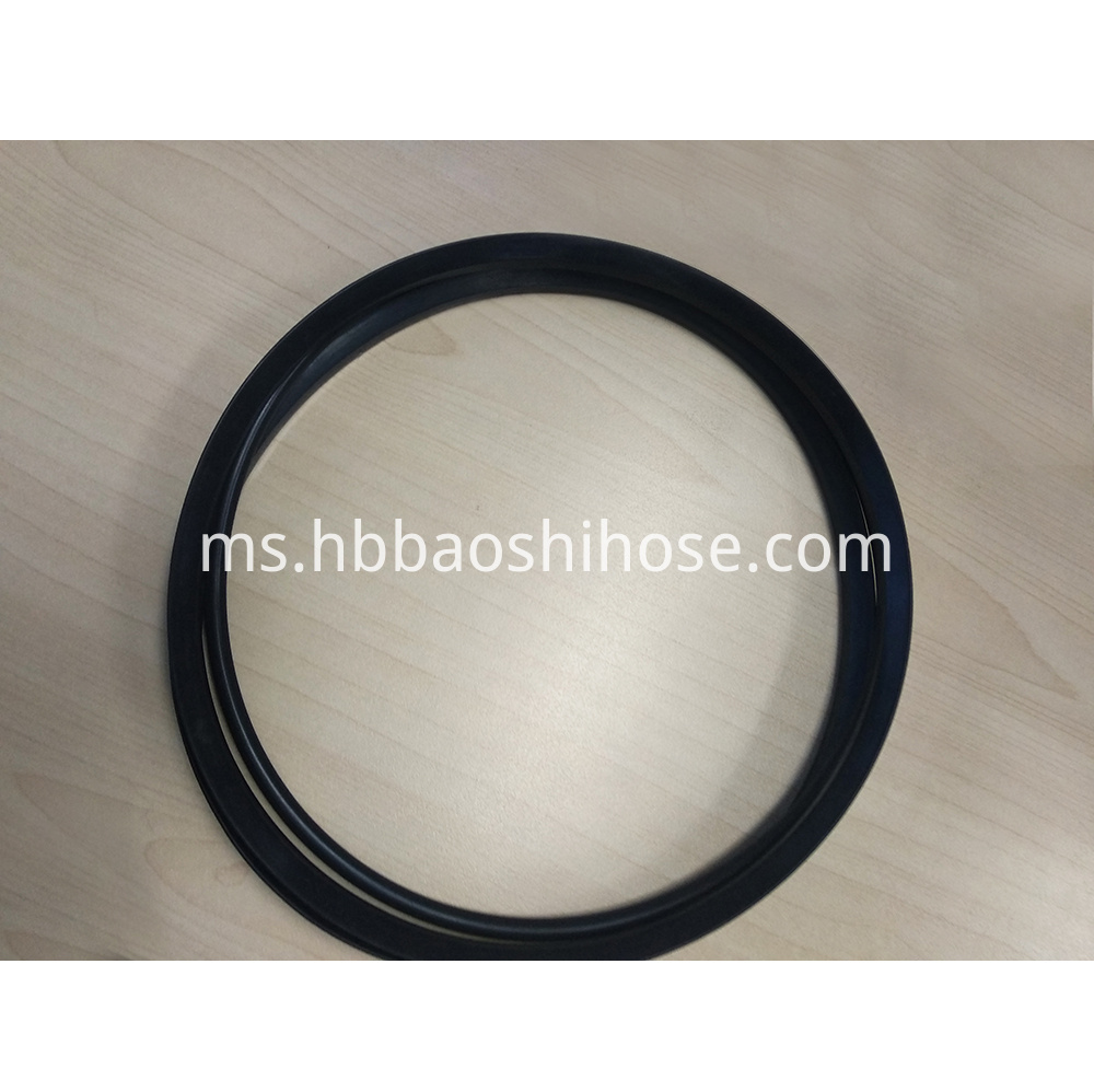 Rubber Narrow V-band