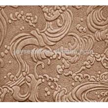 1220 * 2440 * 2.5mm 1220 * 2440 * Panneau dur décoratif en panneau de porte rigide embossé de 3 mm