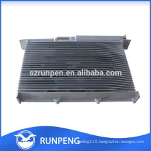 OEM Precision Aluminium Alloy Die Casting Radiator Products