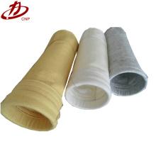 Sac filtrant industriel imperméable à hautes températures