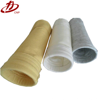 High temperature waterproof industrial filter bag