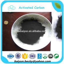 Carbón activado a base de madera de la venta caliente para el azúcar de caña