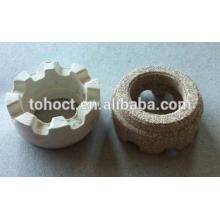 Perno de conector de férula de cerámica para pernos de soldadura