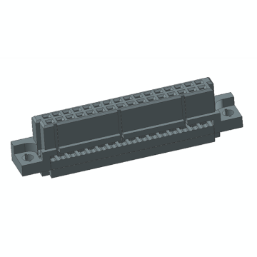 DIN41612 Vertical Female 32P IDC Connectors 2Row