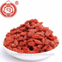Lycii fructus, Gouqi zi / Ningxia Goji wolfberry Premium Grade Getrocknete Goji Beeren / Boxthorn / Getrocknete Gesundheit Chinese Wolfberry Ernährung