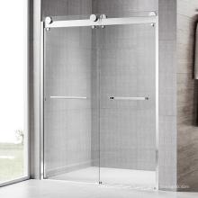 Seawin Showers  Room Glass Foshan Sliding Roller Slide Degree Shower Door