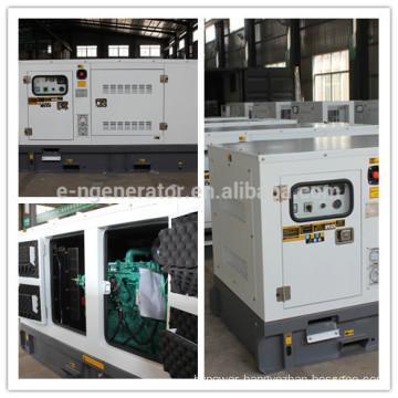 50&60hz 30kw diesel generator price with Cummins engine