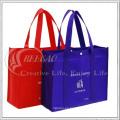 Bolso de compras no tejido (KG-NB021)