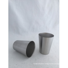 9oz Custom Shot Glass Stainless Steel Wine Cup (CL1C-M27-A)
