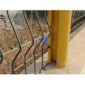 Cerca de fábrica do engranzamento de fio com pêssego Post (TS-L01)