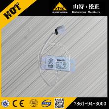 Resistencia de excavadora PC200-7 7861-94-3000