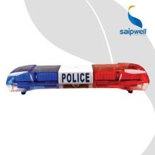 Полицейская машина Лучшая цена LED Высокое качество Полицейская машина Свет Бар Оптовые огни полицейской машины