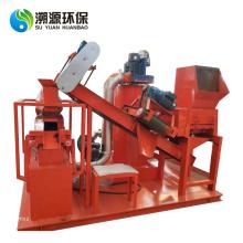 99,5 % Trennrate Kupfer- und Kunststoffgranulator