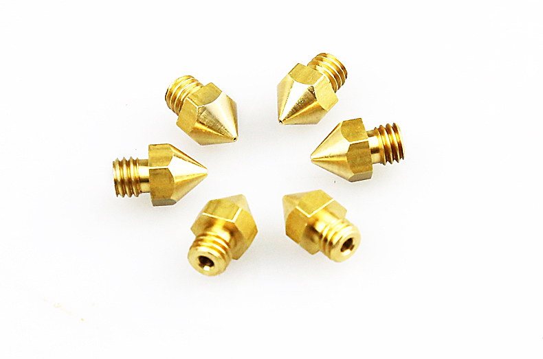 4pcs Lot Brass Nozzle 0 2 0