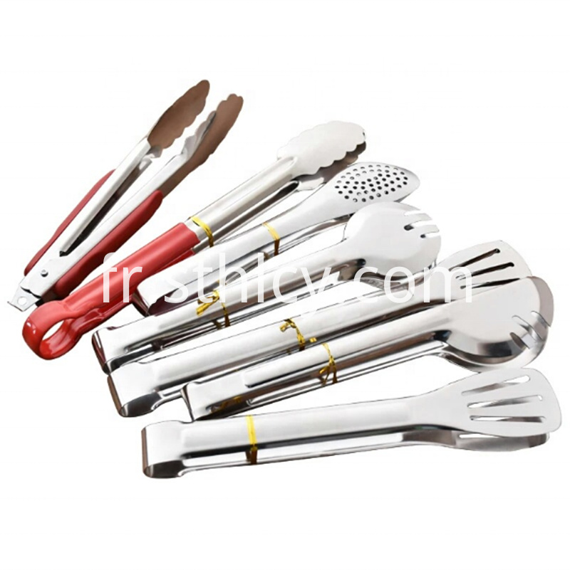 Hot Sale Multi Functional Stainless Steel Food Tong