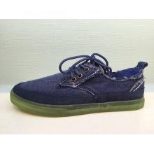 New Design Men Canvas Casual Shoes
