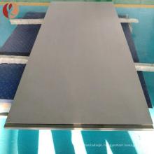 Polished Mo2 pure molybdenum plate