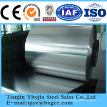 Bande d'acier inoxydable de haute qualité (304 304L 316 316L 310S)