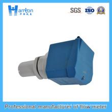 Medidor de nível ultra-sônico de nível de plástico Blue-All-in-One Ht-104
