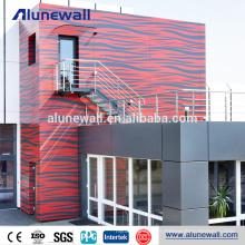 Panneau composite ignifuge en aluminium ignifuge du fournisseur A2 de la Chine