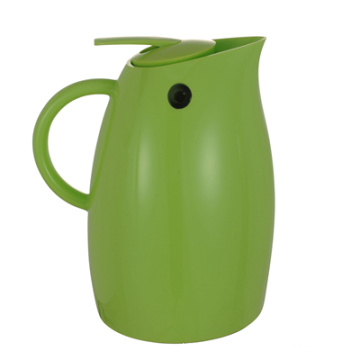 Stainless Steel Coffee Pot with Glass Refill