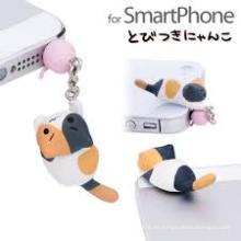 Enchufe anti del polvo del diseño modificado para requisitos particulares para el teléfono celular