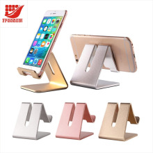 Universal Aluminium Alloy Metal CellPhone Tablet Desk Stand Phone Holder