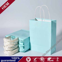 Hot Paper Bag Custom Print Gift Bags Cotton Luxury Packaging Printing Bag with Handle
